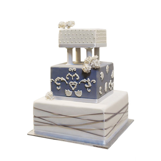 W114 Wedding Cake