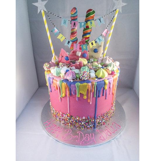KC130 Kids Cake