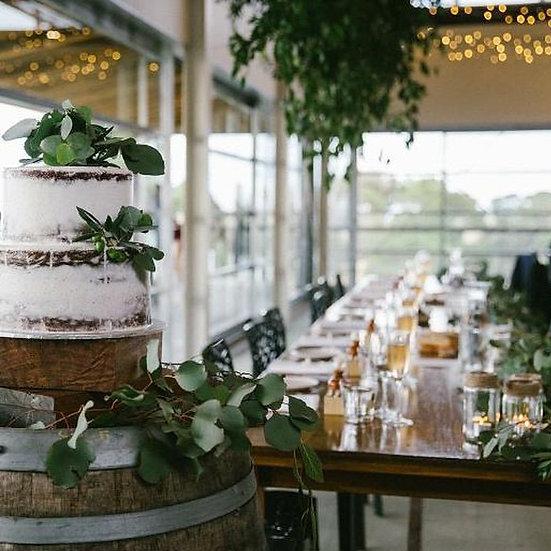 W124 Wedding Cake