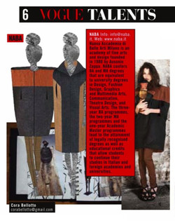 Vogue Talents September 2011