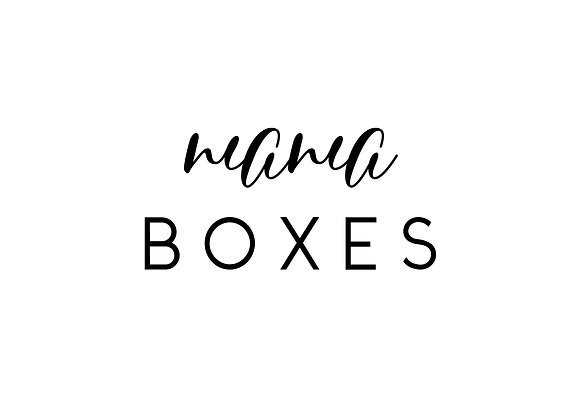 Mama Boxes - Winter Collection