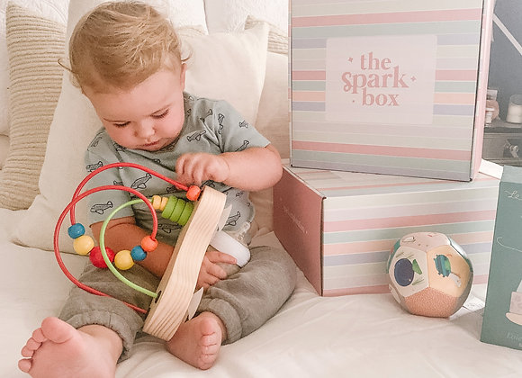 On the Move! (7-9M) Gift Box