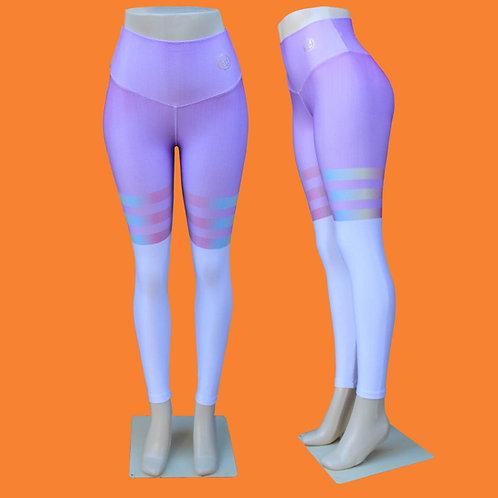 Lilac Rainbow Leggings