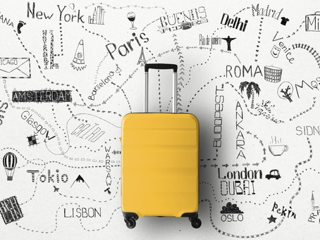10 Essential Travel Items
