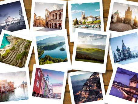 Create the Ultimate Travel Bucket List