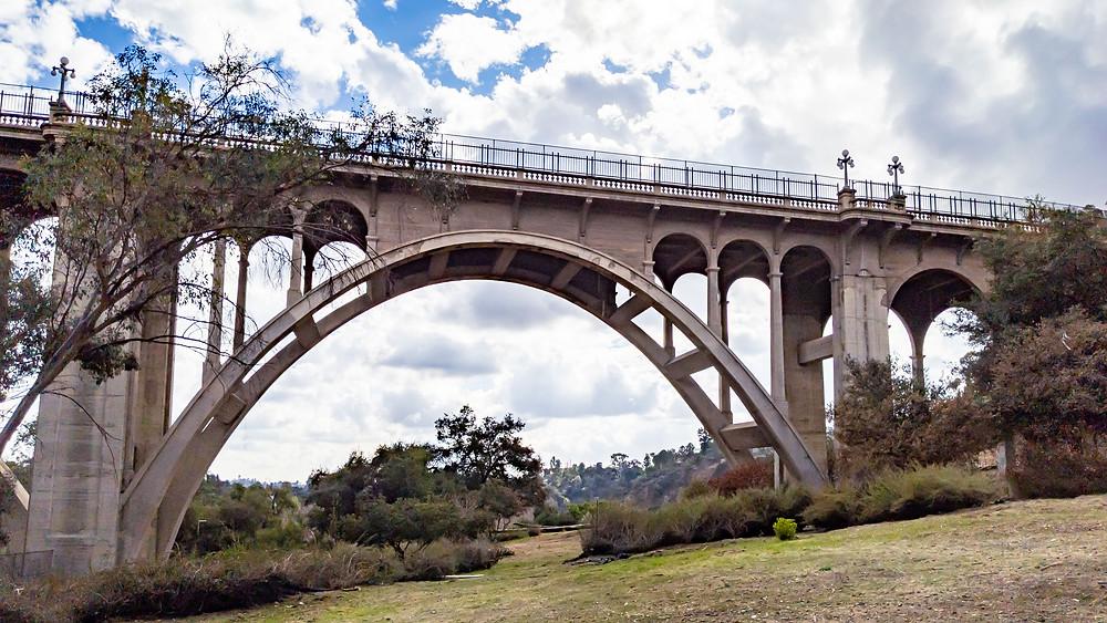 Colorado Street Bridge Pasadena California