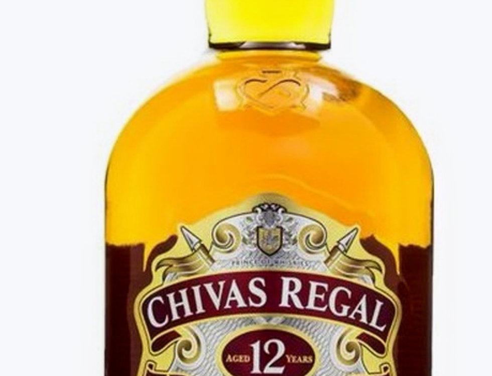 Whisky Chivas Regal 12 anos