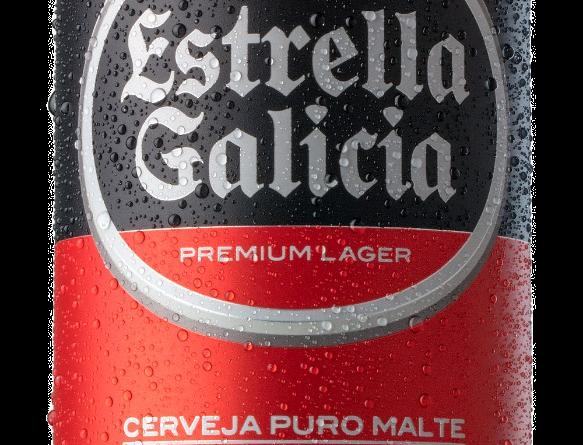 Estrella Galicia Lata 350ML