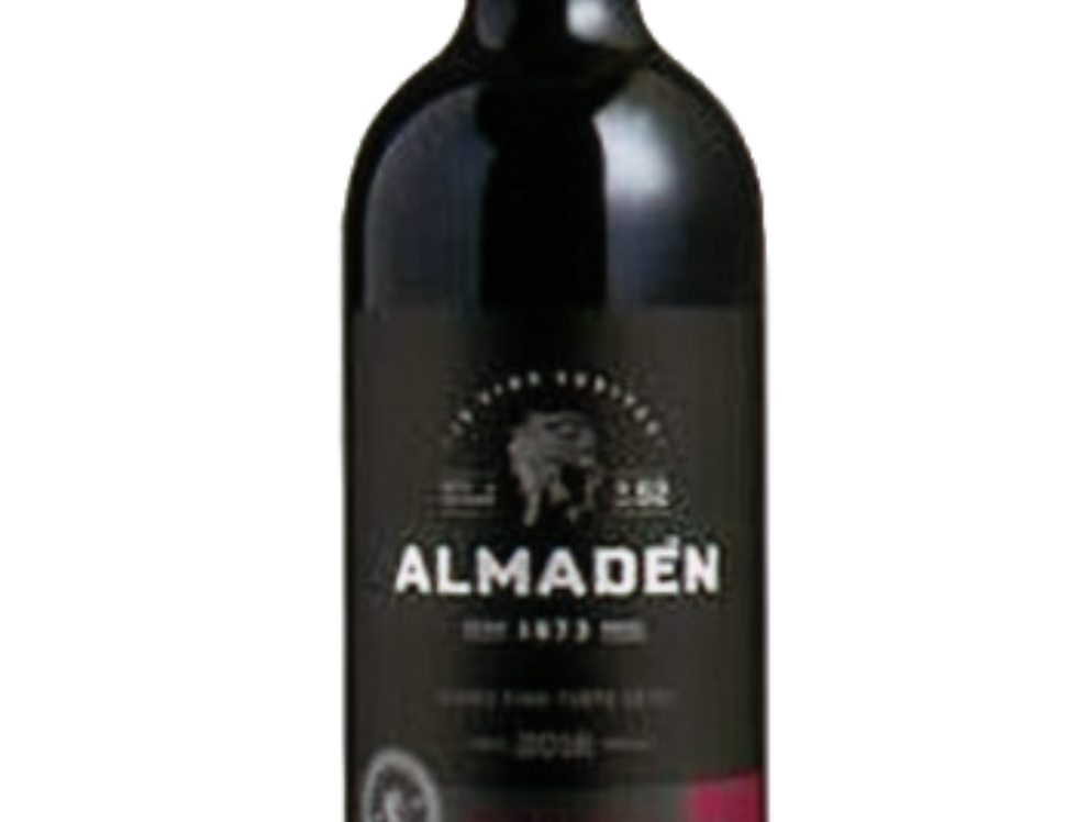 Vinho Almadén Shiraz