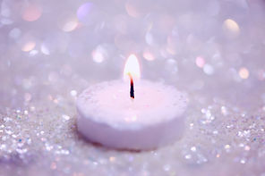 Sparkling tealight by sharon-mccutcheon-