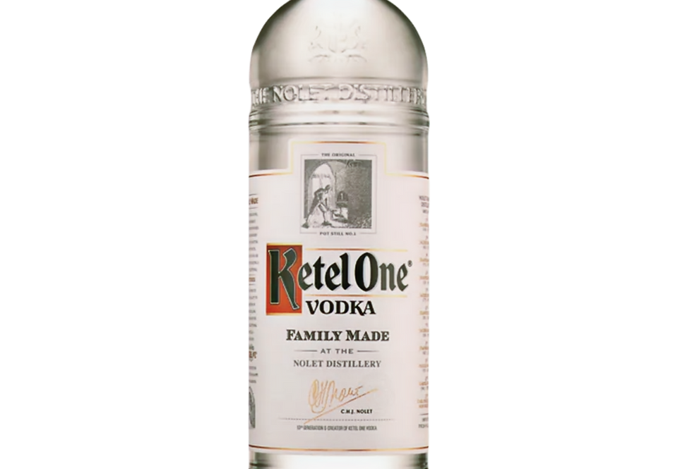 Vodka Ketel One - 1 Litro