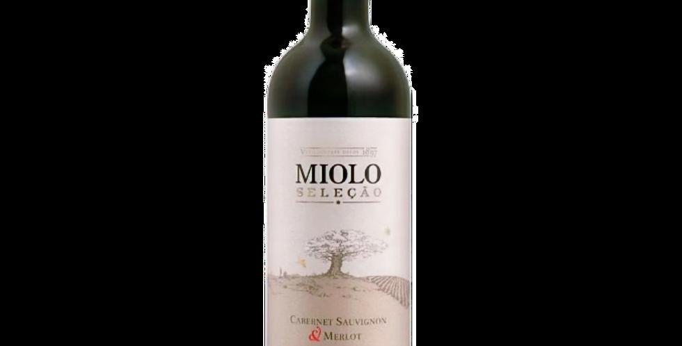 Vinho Miolo Seleçāo Cabernet Sauvignon Merlot