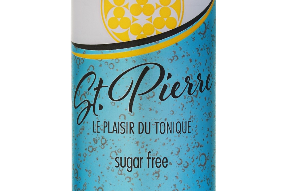 Agua Tonica St. Pierre Sugar Free
