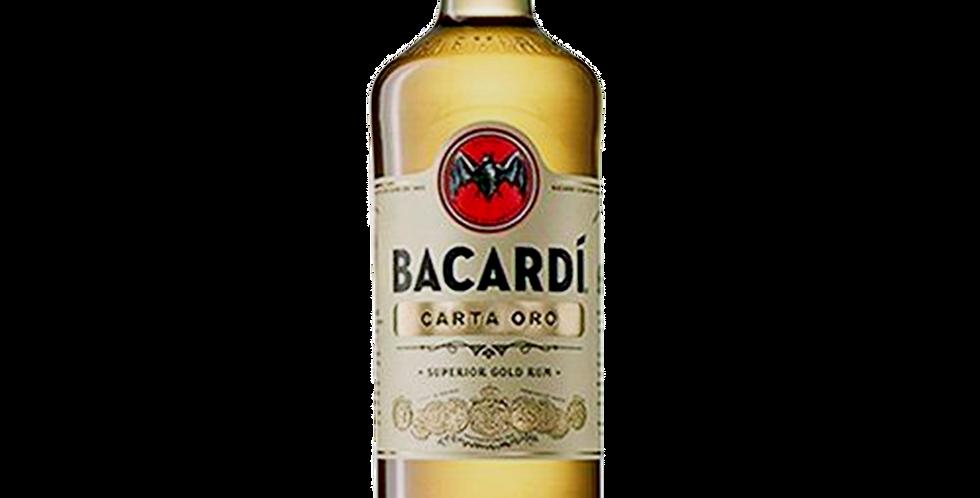 Rum Bacardi Carta Ouro