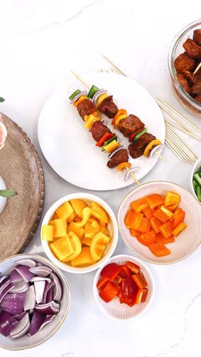 Nabela's Steak Kebabs