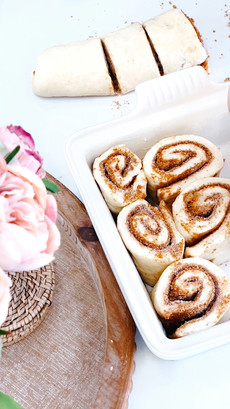 Nabela's Coffee Cinnamon Rolls
