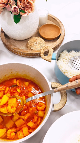 Nabela's Butternut Squash Curry