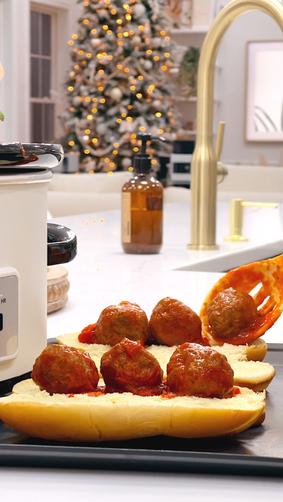 Nabela's Homemade Spicy Meatballs
