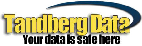 TANDBERG YOUR DATA IS SAFE HERE