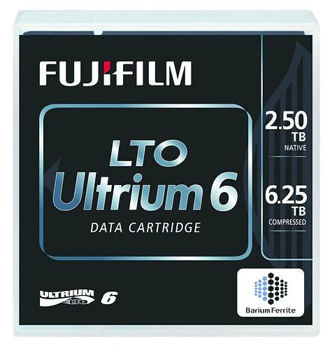 Fuji LTO6 - Ultrium-6 2.5TB/6.25TB
