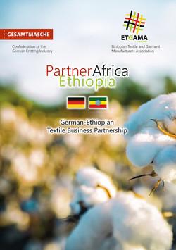 Partner Africa leaflet cover