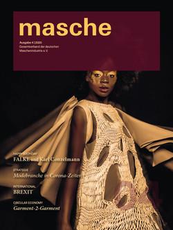 Masche 4/2020 Umschlag