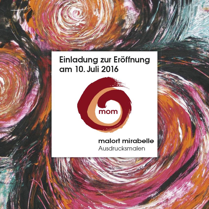 MalOrt Mirabelle launch invitation