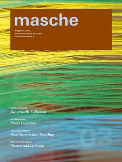 Masche 3/2020 Umschlag