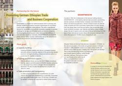 Partner Africa leaflet