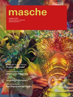 Masche 2/2020 Umschlag