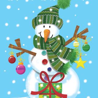 Snowman, full length with scarf..jpg