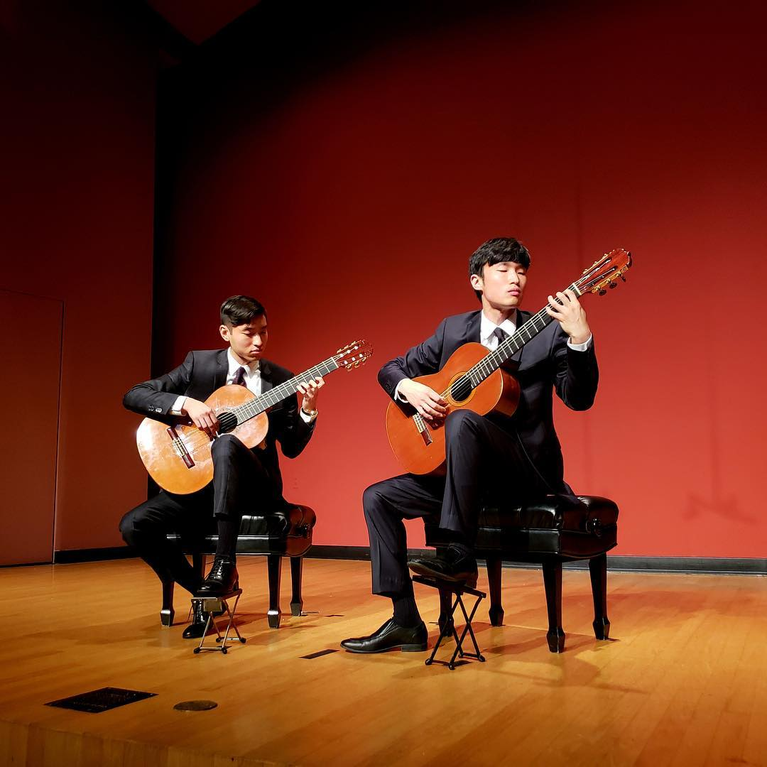 Park Brothers Guitar Duo