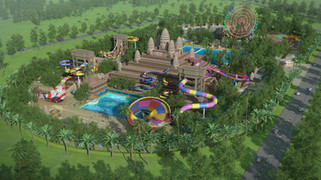 Angkor water park