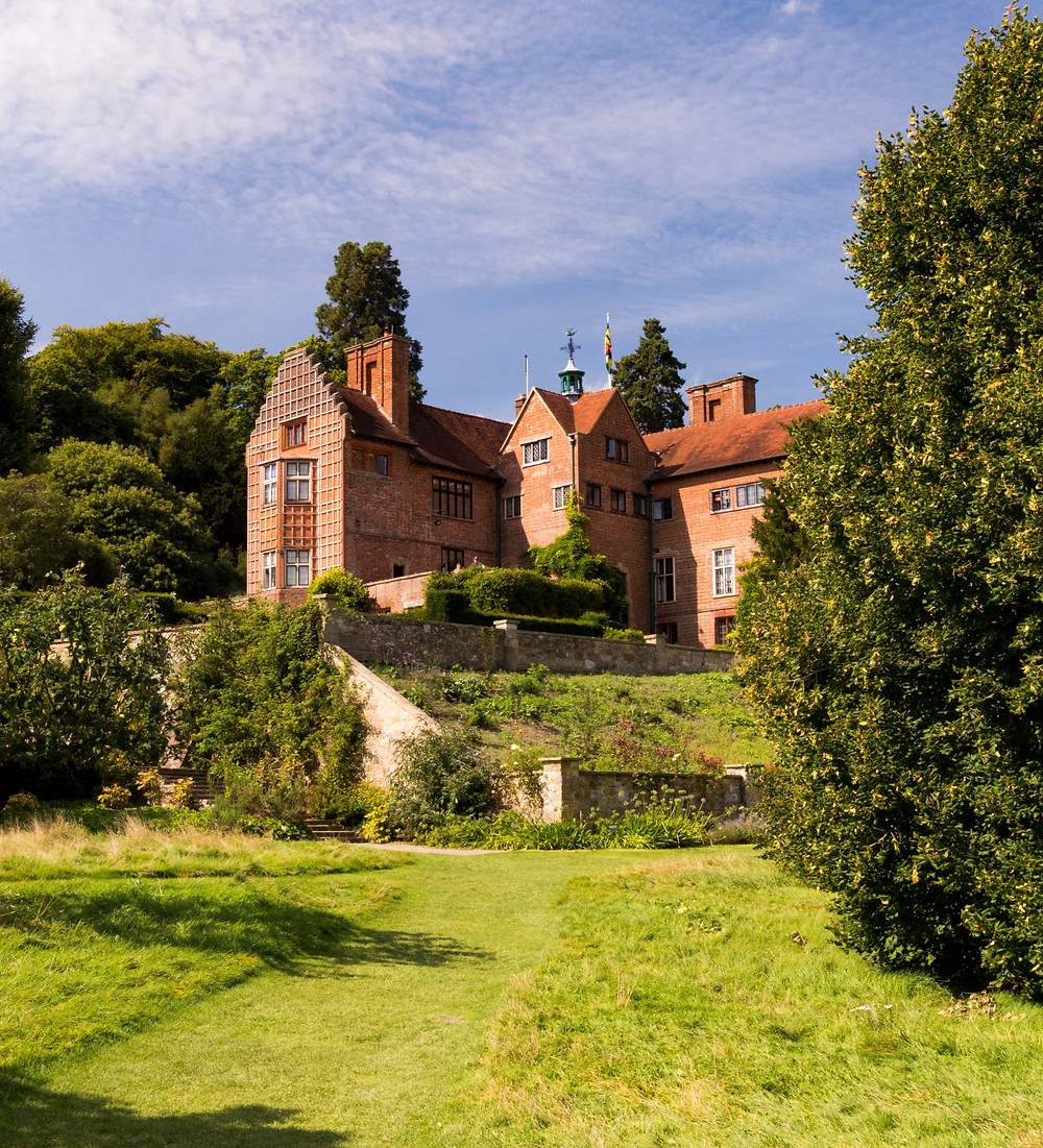 Churchill's home at Chartwell