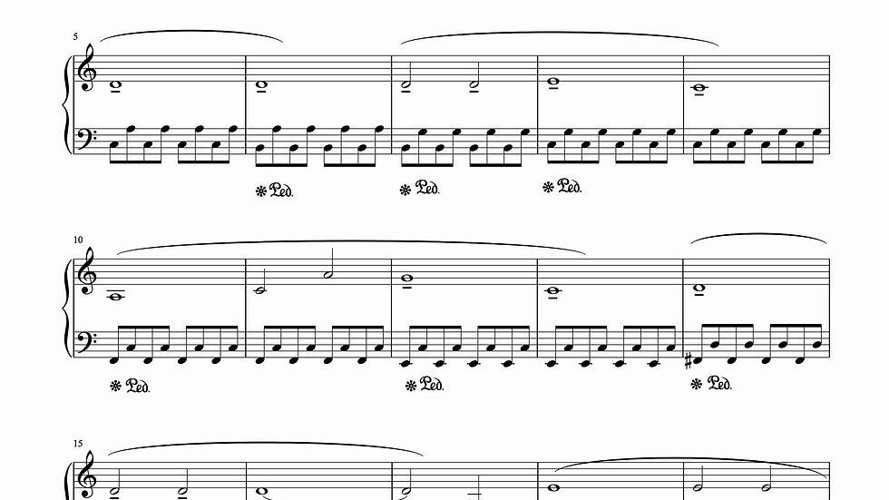 Thrones - Piano Solo by Arelius