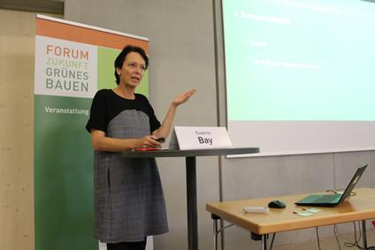 Forum Zukunft Grünes Bauen