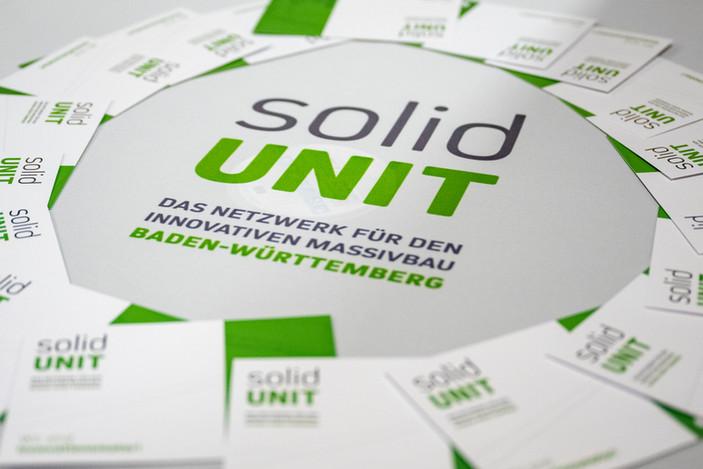 solid Unit – Netzwerk innovativer Massivbau