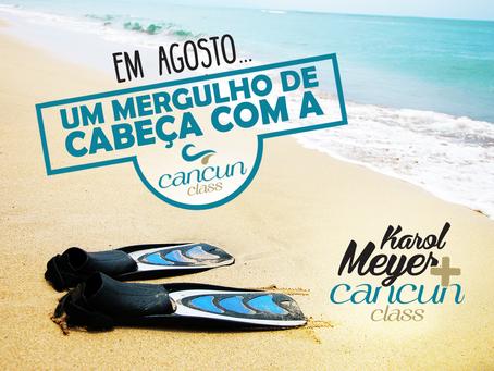Vivendo um sonho de mergulhador... Cancun à vista!