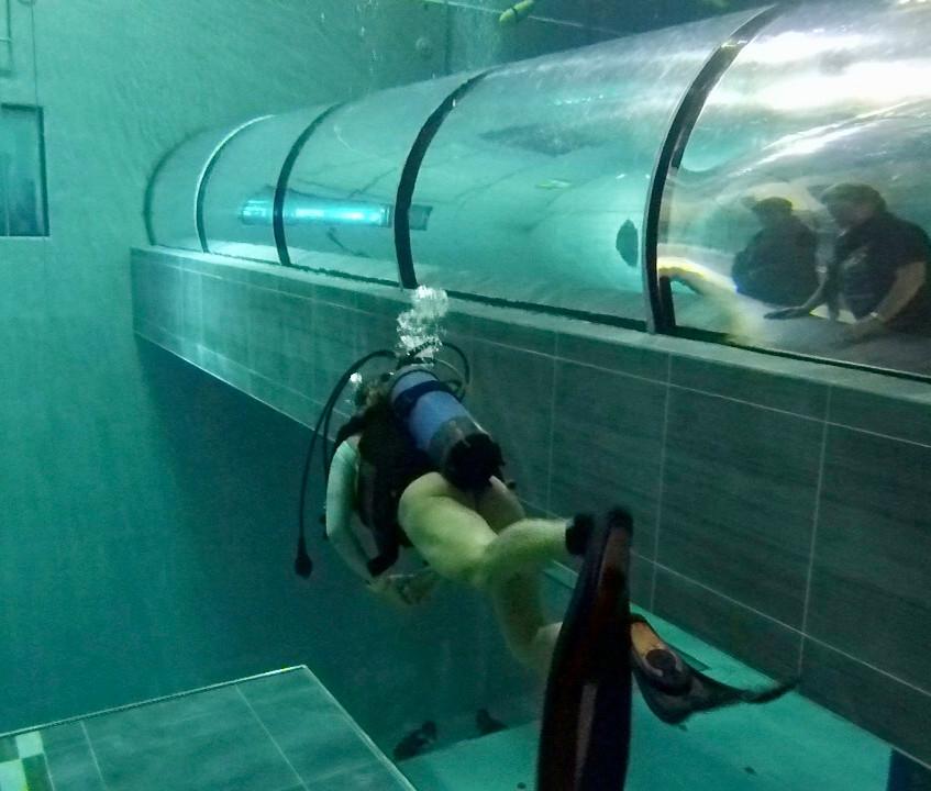 karol tunel scuba