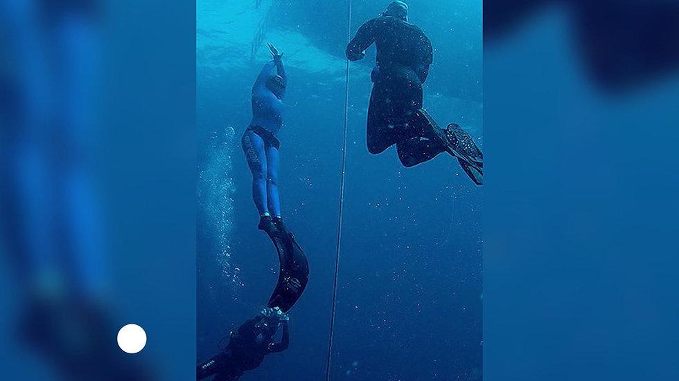 Curso Avançado AIDA Freediving  Florianópolis