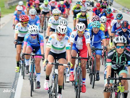 Campeã do Tour Feminino do Uruguai por equipe