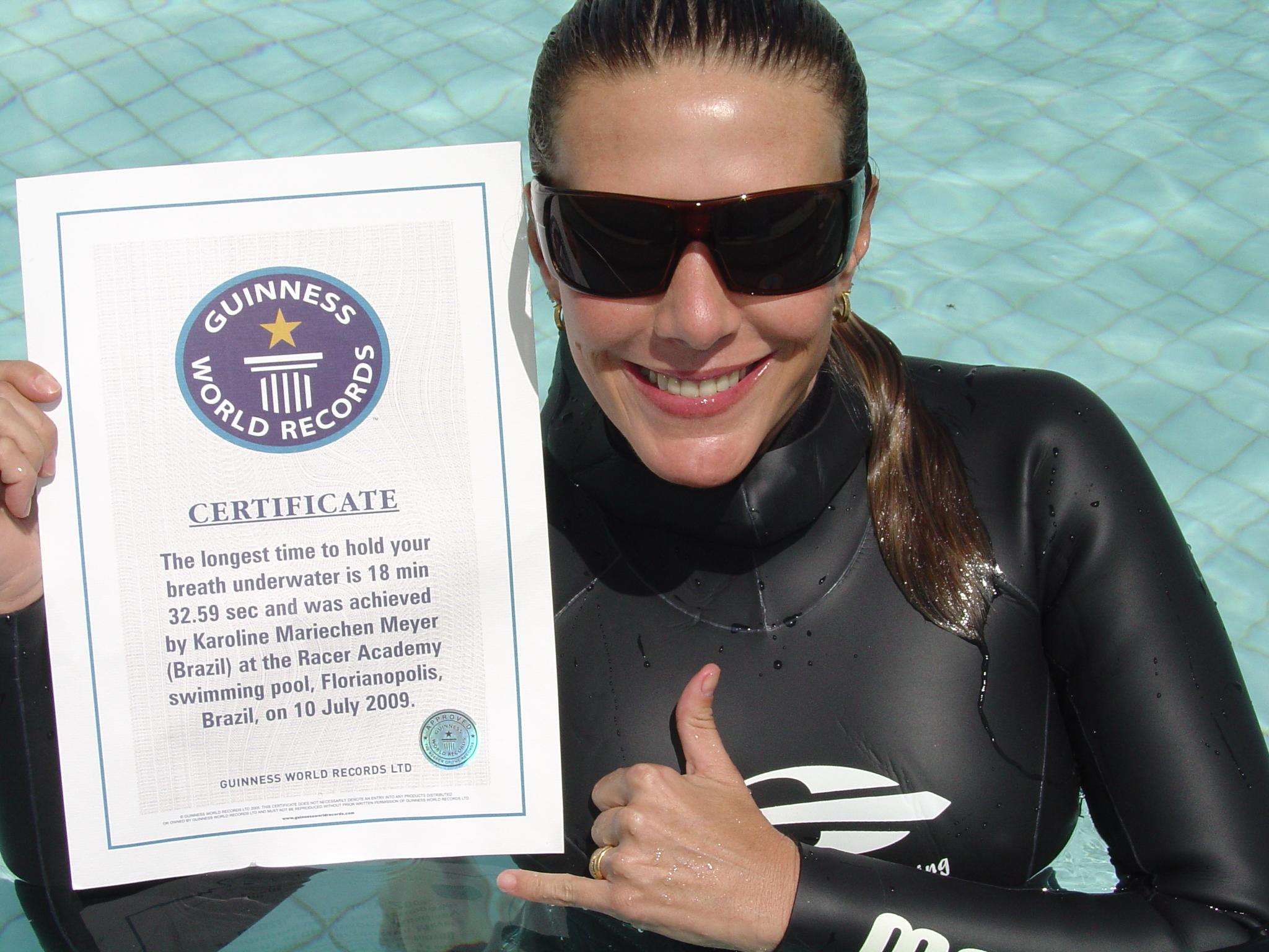 Recordista Guinness Book