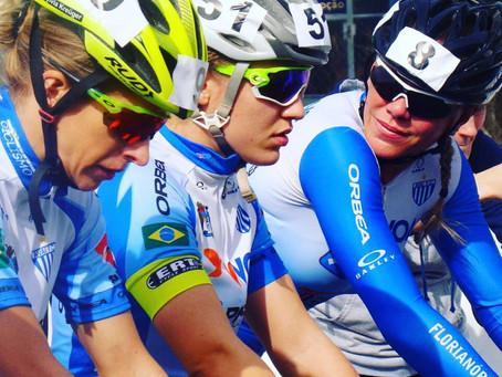 Fazendo história no ciclismo