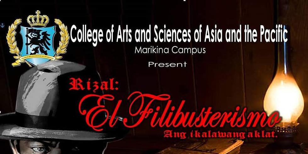 Rizal: El Filibusterismo