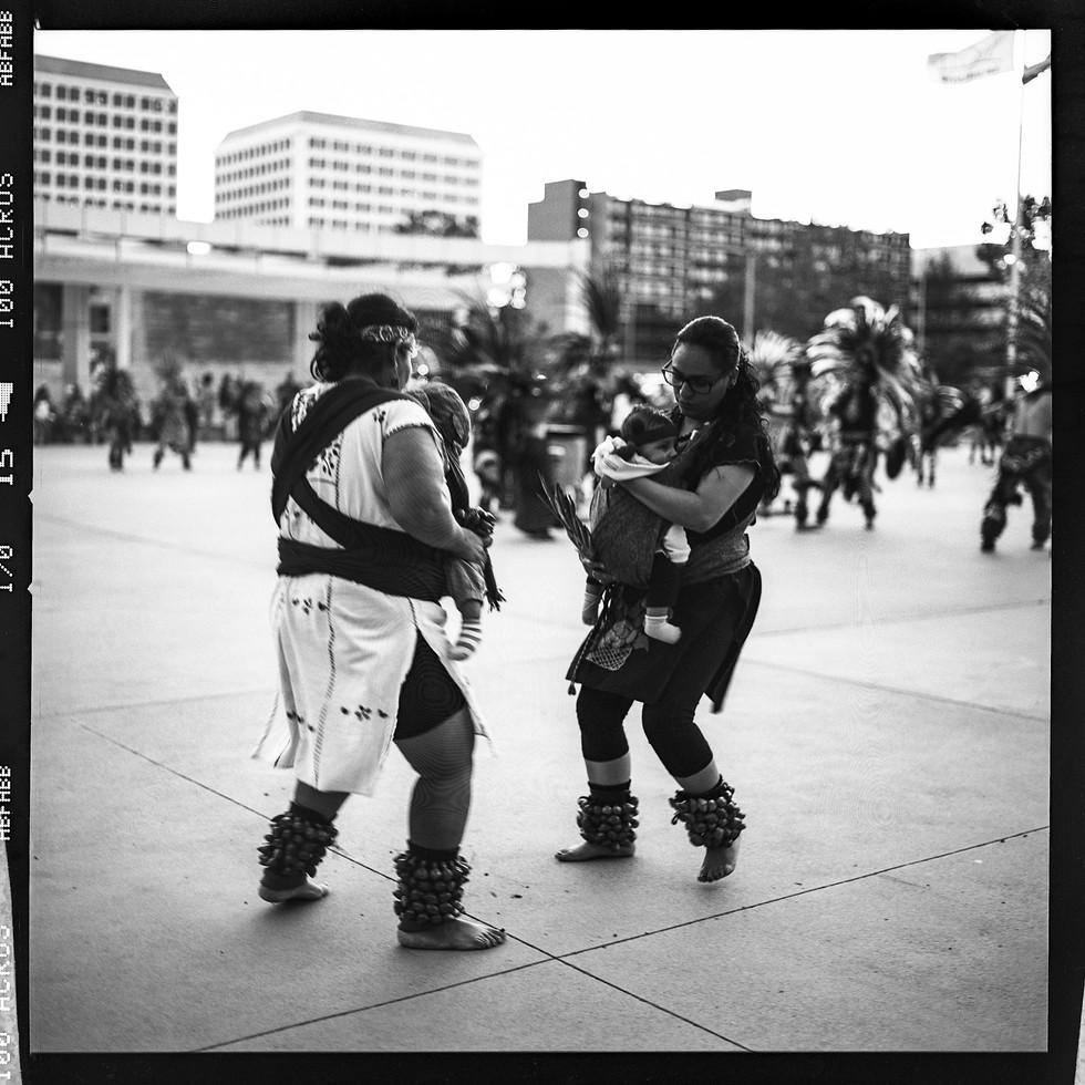 Dancing Mothers, San José CA.