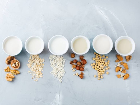 What Is a Plant-Based Milk? Here's All You Need to Know About Plant-Based Milk