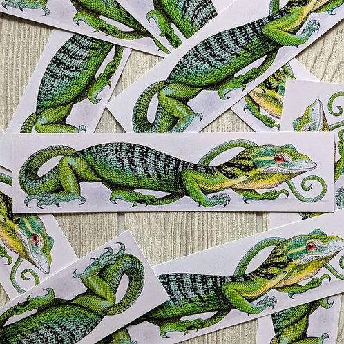Emerald Tree Monitor Bookmark