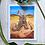 Thumbnail: Fighting Perentie Monitors 11x14 Giclee Print
