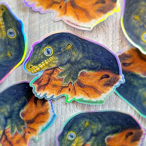 Leachianus Gecko Sticker