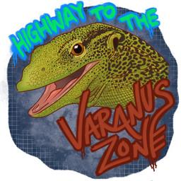 Highway to the Varanus Zone